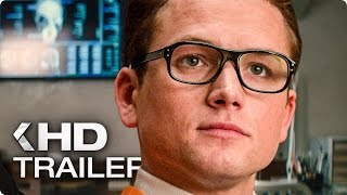 KINGSMAN 2: The Golden Circle Trailer German Deutsch (2017)