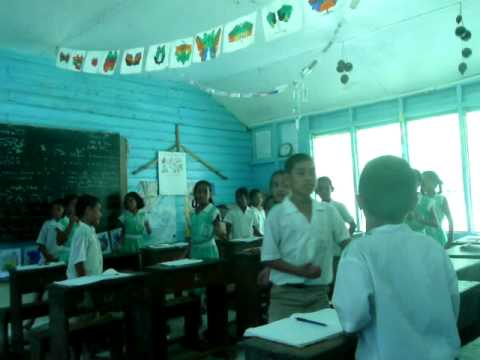 Tuvalu School Song
