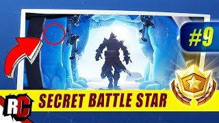 Fortnite - France SEMAINE 9 Secret Battle Star Location (Snowfall Skin Reveal Saison 7 Semaine 9 Écran de chargement)