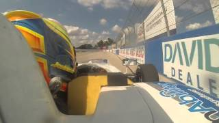 Pro Mazda Qualifying Milwaukee Mile