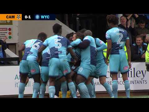 Inside Matchday: Cambridge 1-3 Wycombe