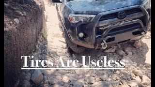 Lost A Tire.. Again - Hidden Falls Adventure Park Toyota 4Runner Fun - S3.9