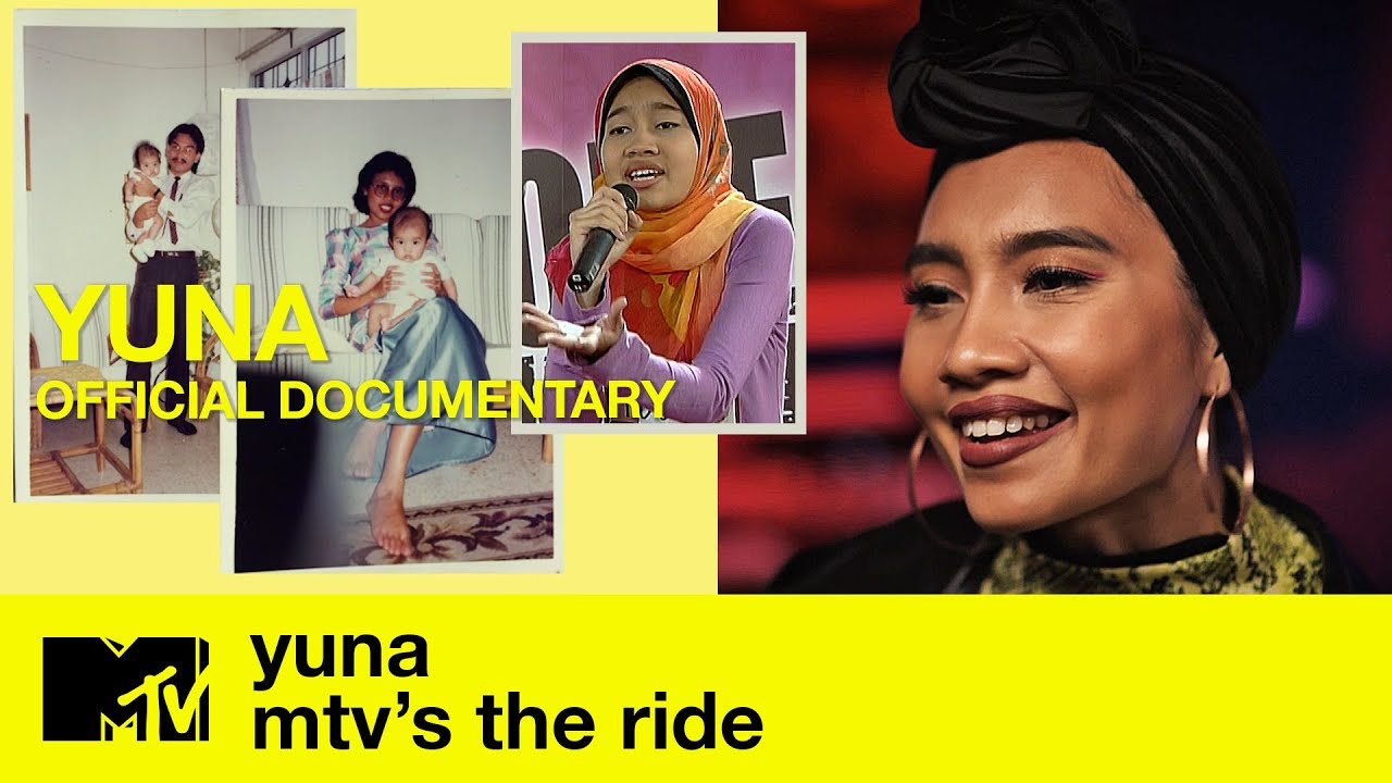 Yuna: Finding Freedom After Fear & Rejection | MTV's The Ride | Interview Part 1