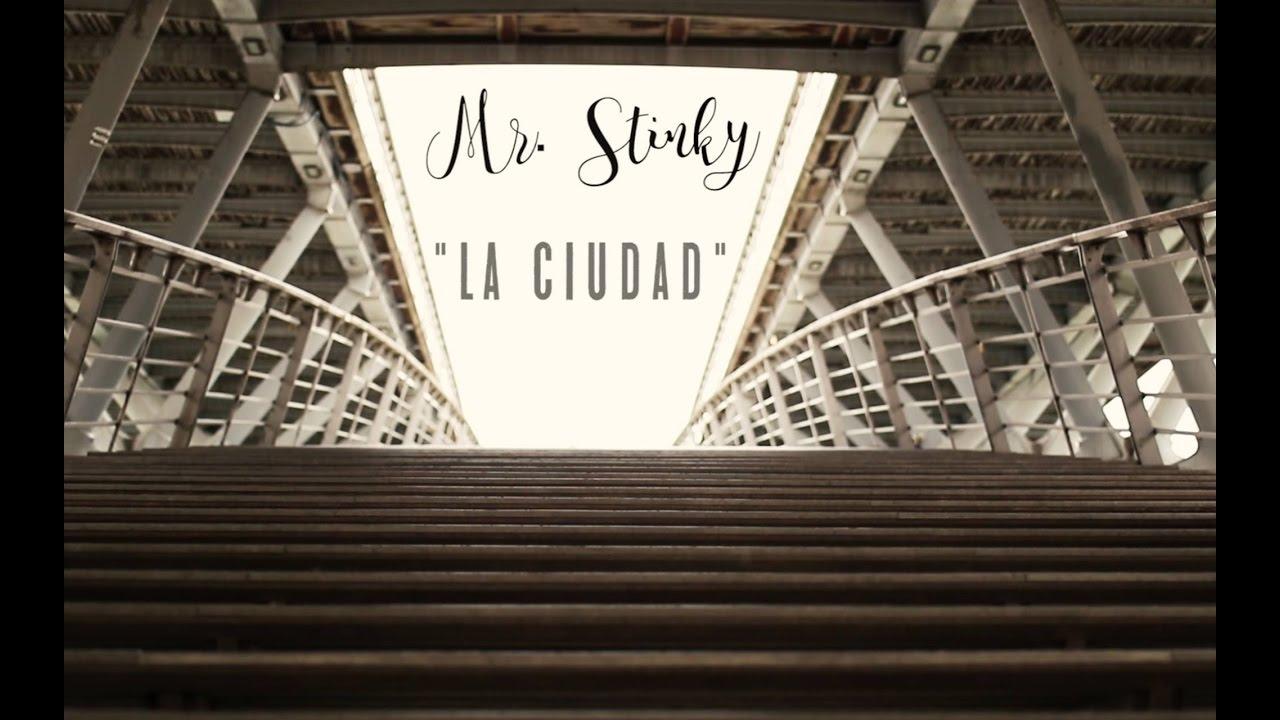 Mr. Stinky la ciudad