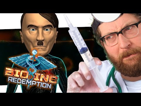KILLING HITLER   Bio Inc Redemption