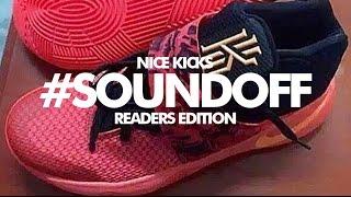 Nike Kyrie 2 // Nice Kicks #Soundoff