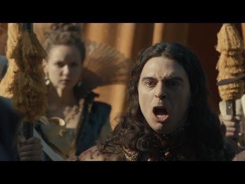 The King is reunited with his mother  The Musketeers: Episode 6 P  BBC One