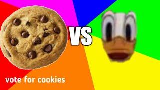 COOKIES VS DUCKS #1(READ DESC)