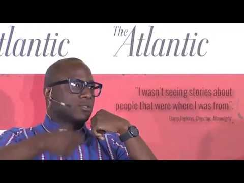 Barry Jenkins–Stories Not Being Told