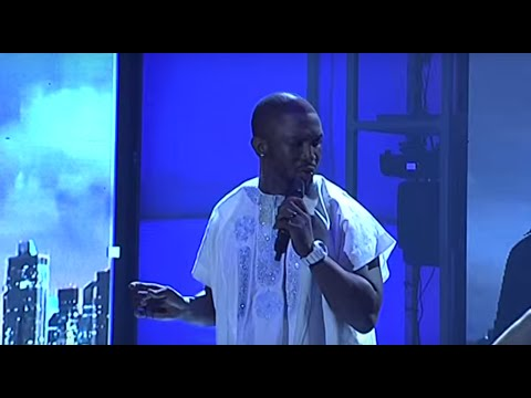Darey - 'Pray For Me' Live at Nigerian Idol 5 Finale
