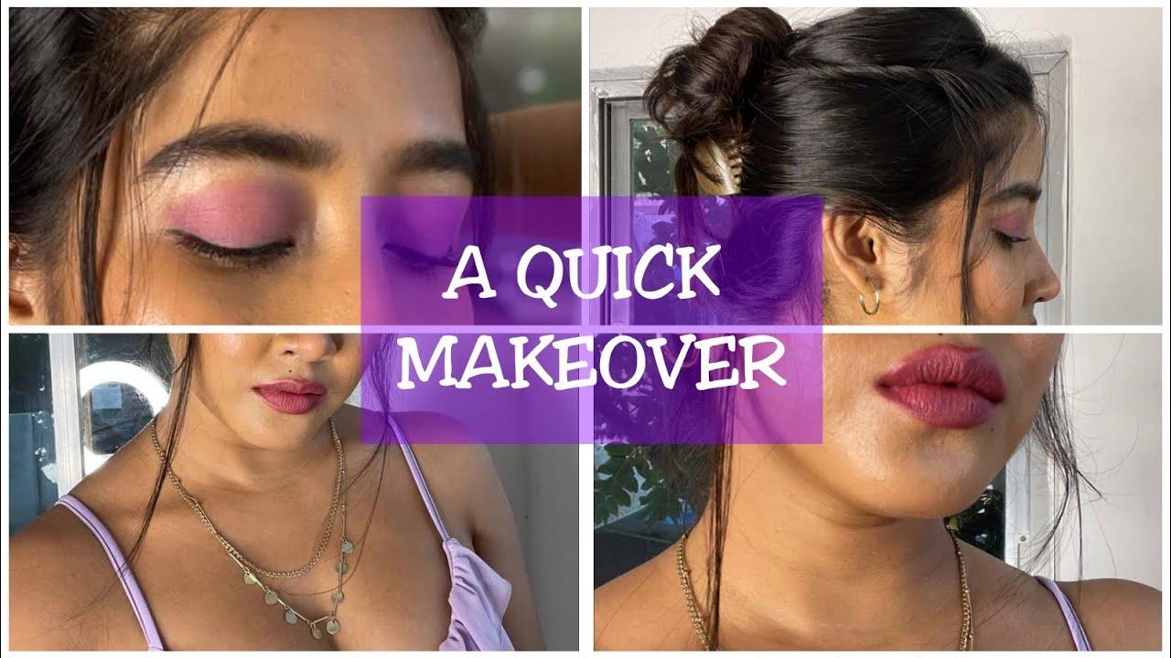 Download A Quick & Easy Makeover 👱🏻♀️❤️🔥   sofia Ansari.