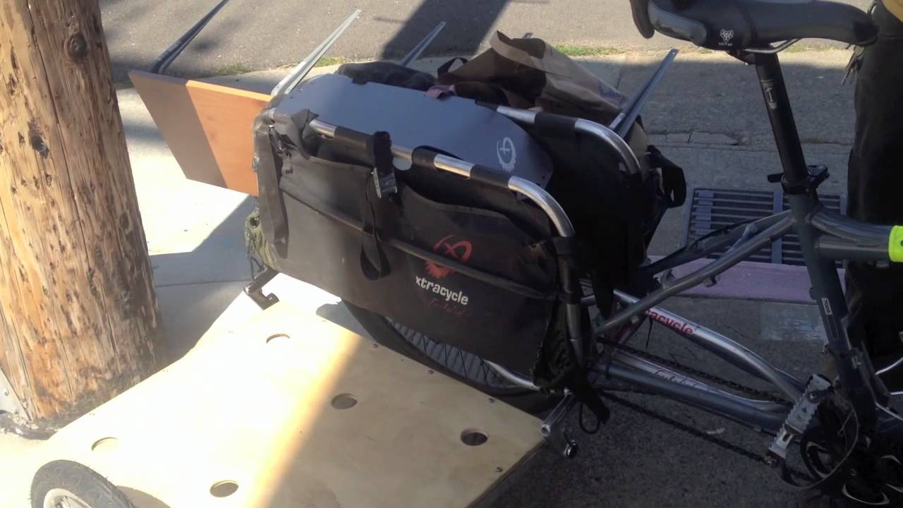 Xtracycle's SideCar Vies to Save the World - YouTube
