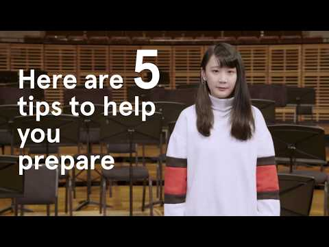 How To Prepare For A Successful Audition