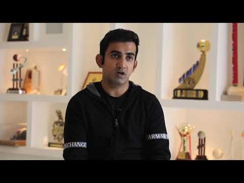 Gautam Gambhir reflects on his India career