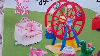 Toy - Peppa Pig Theme Park Playset