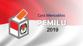 Download Video Cara Mencoblos Pemilihan Umum 2019  (Sosialisasi Pemilu) MP3 3GP MP4