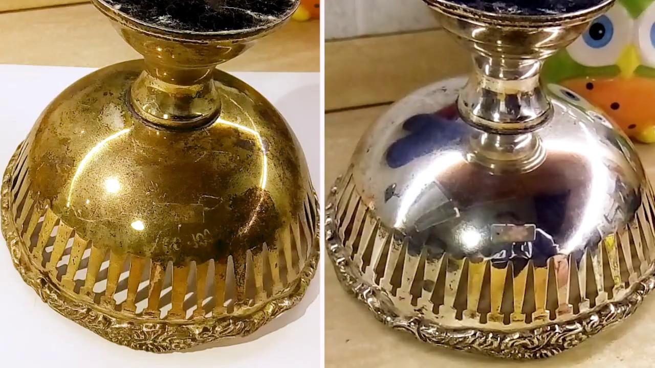 Come Pulire L Ottone Ossidato come lucidare l'argento? usa il dentifricio!