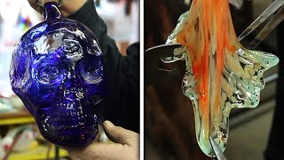 Glass Blowing Is A Work Of Art thumbnail