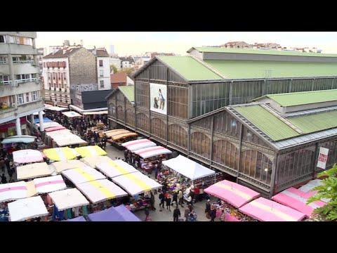 Saint-Denis : le marché aux mille parfums