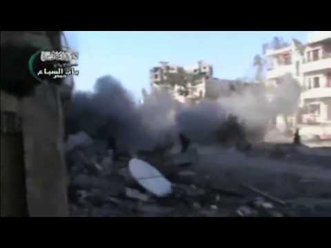 Homs evacuations continue amid delicate ceasefire