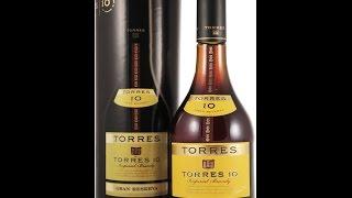 бренди обзор TORRES-10 GRAN RESERVA