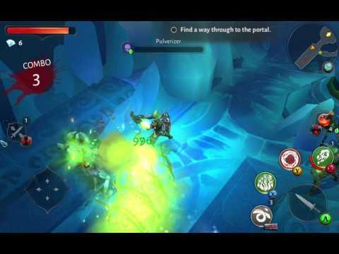 Dungeon Hunter 5 On Windows 10