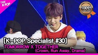 Download lagu TOMORROW X TOGETHER (Crown, Run Away, Drama) [The K-POP Specialist #30]