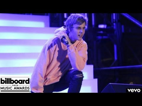 Justin Bieber - Sorry (Billboard Music Awards 2018)