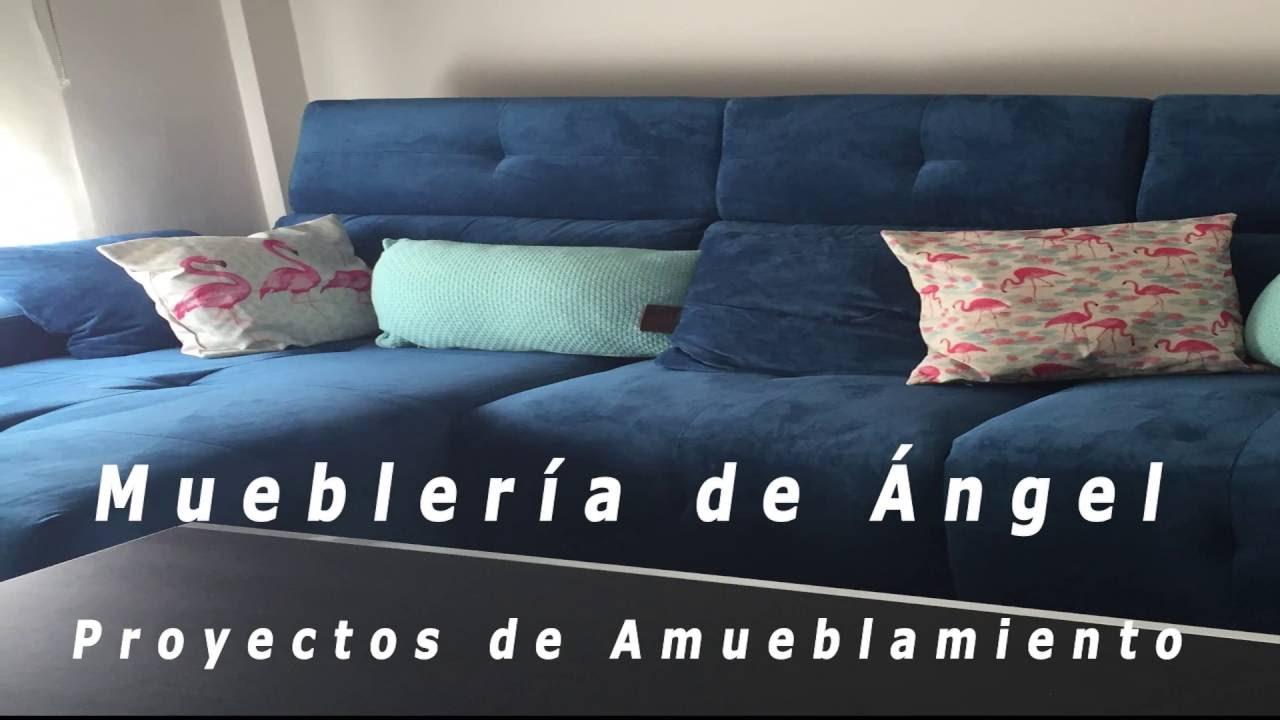 Muebler a de angel muebles dise o y modernos en murcia - Decoradores en murcia ...