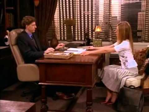 Friends - Rachel's interview