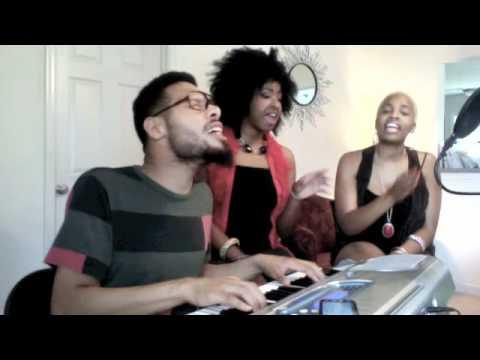 One Night Stand - Keri Hilson & Chris Brown  (@Anhayla, Tsoul, Lela bizz) Jam Session