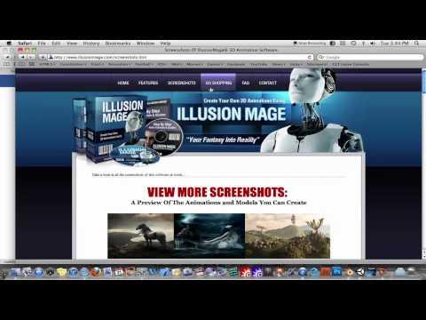 Illusion Mage=Scam!