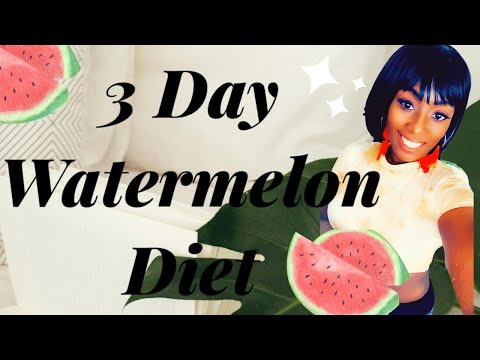 watermelon-diet-3-day-results!