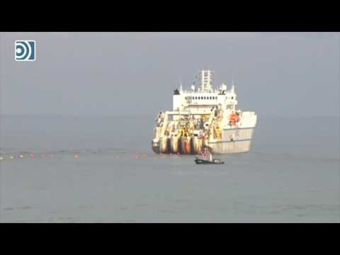 Arranca la colocación del cable submarino que unirá Estados Unidos con Europa