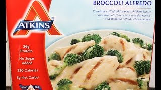 Atkins: Chicken & Broccoli Alfredo Review