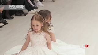 ANGE ETOILES Belarus Fashion Week Fall Winter 2017 2018   Fashion Channel