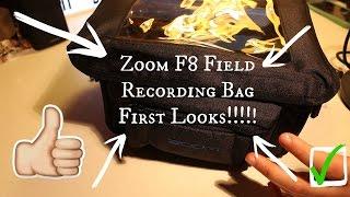 Zoom F8 Field Recording Bag