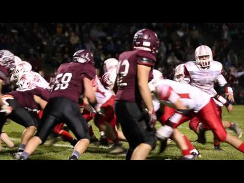 D6 District Football Championship — Constantine vs. Watervliet