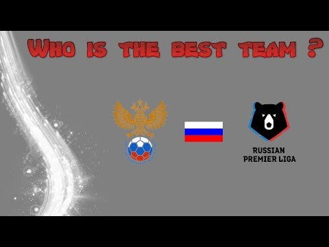 who-is-the-best-team-?---russia-premier-liga-2018/2019