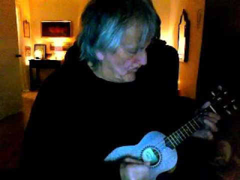"""Ukulele  /  """"GDAE""""  tuning in fifths # 1"""