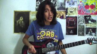 Lecciones de Guitarra Electrica - Escalas Exoticas (Jason Becker)