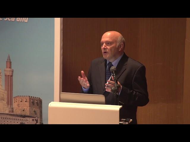 Türk Deniz Araştırmaları Vakfı Başkanı Prof. Dr. Bayram Öztürk'ün Proje Lansmanında Açılış Konuşması