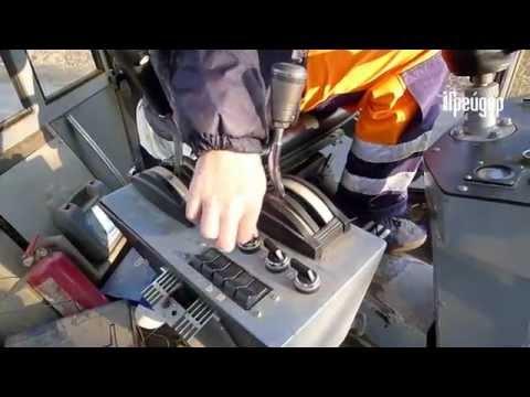 Испытатели: Дорожный каток DМ-13-VC