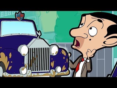 Car Wash | Funny Episodes | Mr Bean Cartoon World