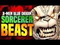 X-Men Blue Origin: Sorcerer Beast