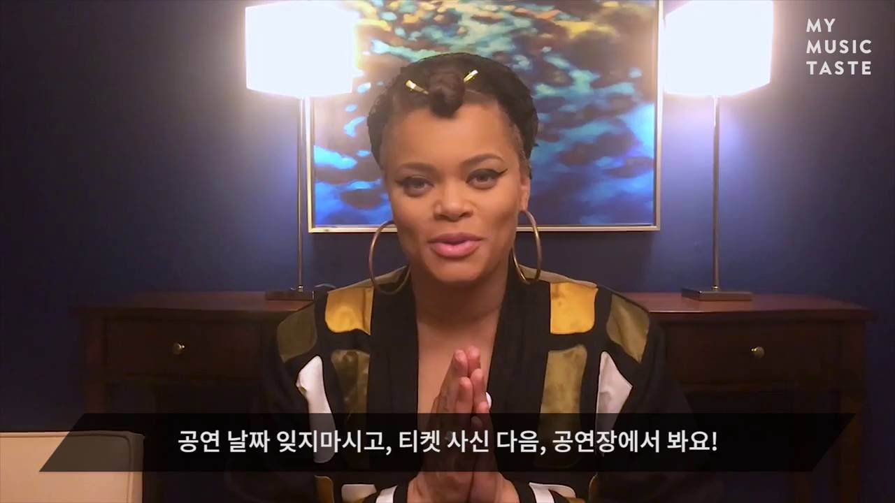 Download Andra Day Announces ANDRA DAY FIRST LIVE IN SEOUL!