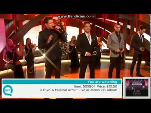 Il divo can you feel the love tonight 6 12 2014 youtube - Il divo man you love ...
