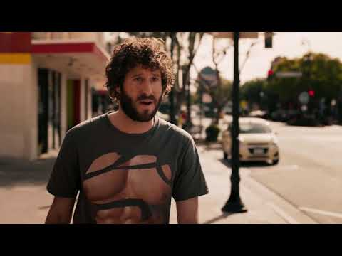 Lil Dicky - Earth but everytime it says 'Earth' the video speeds up.