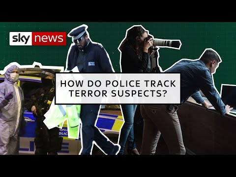 How Do Police Track Terror Suspects? | Explained
