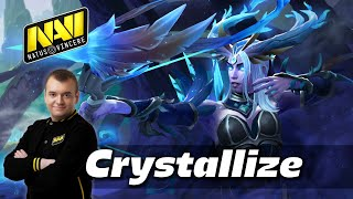 Crystallize Drow Ranger - Natus Vincere vs VP.Prodigy - Dota 2 Pro Gameplay [Watch & Learn]